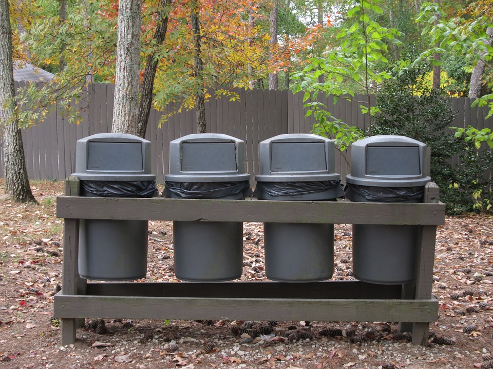 Recycling Bin Use - How Recycling Can Help Nature